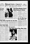 Spartan Daily, October 6, 1969 by San Jose State University, School of Journalism and Mass Communications