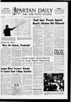 Spartan Daily, October 7, 1969 by San Jose State University, School of Journalism and Mass Communications