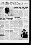 Spartan Daily, October 8, 1969 by San Jose State University, School of Journalism and Mass Communications