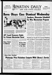 Spartan Daily, October 9, 1969
