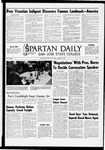 Spartan Daily, October 10, 1969 by San Jose State University, School of Journalism and Mass Communications
