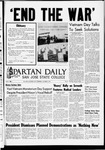 Spartan Daily, October 15, 1969 by San Jose State University, School of Journalism and Mass Communications