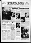 Spartan Daily, October 16, 1969