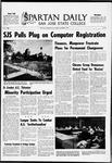 Spartan Daily, October 21, 1969
