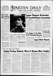 Spartan Daily, October 22, 1969 by San Jose State University, School of Journalism and Mass Communications