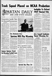 Spartan Daily, October 23, 1969 by San Jose State University, School of Journalism and Mass Communications