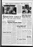 Spartan Daily, October 24, 1969 by San Jose State University, School of Journalism and Mass Communications