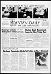 Spartan Daily, October 27, 1969 by San Jose State University, School of Journalism and Mass Communications