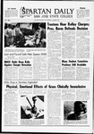 Spartan Daily, October 29, 1969