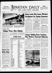 Spartan Daily, September 24, 1969 by San Jose State University, School of Journalism and Mass Communications