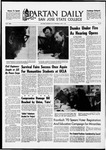 Spartan Daily, April 1, 1970 by San Jose State University, School of Journalism and Mass Communications