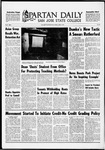 Spartan Daily, April 3, 1970 by San Jose State University, School of Journalism and Mass Communications