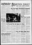 Spartan Daily, April 6, 1970 by San Jose State University, School of Journalism and Mass Communications