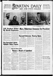 Spartan Daily, April 17, 1970 by San Jose State University, School of Journalism and Mass Communications