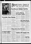 Spartan Daily, April 22, 1970 by San Jose State University, School of Journalism and Mass Communications