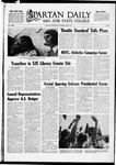 Spartan Daily, April 23, 1970 by San Jose State University, School of Journalism and Mass Communications