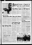 Spartan Daily, April 27, 1970 by San Jose State University, School of Journalism and Mass Communications