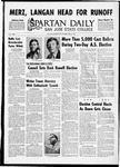 Spartan Daily, April 30, 1970 by San Jose State University, School of Journalism and Mass Communications