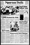 Spartan Daily, December 2, 1970 by San Jose State University, School of Journalism and Mass Communications
