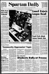 Spartan Daily, December 10, 1970