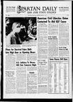 Spartan Daily, February 11, 1970 by San Jose State University, School of Journalism and Mass Communications