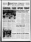 Spartan Daily, February 16, 1970 by San Jose State University, School of Journalism and Mass Communications