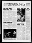 Spartan Daily, February 17, 1970 by San Jose State University, School of Journalism and Mass Communications