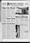 Spartan Daily, February 18, 1970