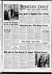 Spartan Daily, February 20, 1970 by San Jose State University, School of Journalism and Mass Communications
