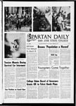 Spartan Daily, February 25, 1970 by San Jose State University, School of Journalism and Mass Communications