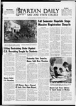Spartan Daily, January 7, 1970 by San Jose State University, School of Journalism and Mass Communications