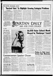Spartan Daily, January 8, 1970 by San Jose State University, School of Journalism and Mass Communications