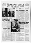 Spartan Daily, January 9, 1970 by San Jose State University, School of Journalism and Mass Communications