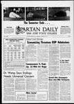 Spartan Daily, January 14, 1970 by San Jose State University, School of Journalism and Mass Communications