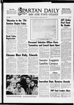 Spartan Daily, March 3, 1970 by San Jose State University, School of Journalism and Mass Communications