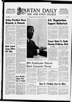 Spartan Daily, March 9, 1970 by San Jose State University, School of Journalism and Mass Communications