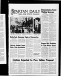 Spartan Daily, March 16, 1970 by San Jose State University, School of Journalism and Mass Communications
