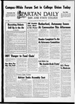 Spartan Daily, March 17, 1970 by San Jose State University, School of Journalism and Mass Communications