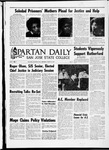 Spartan Daily, March 18, 1970 by San Jose State University, School of Journalism and Mass Communications