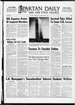 Spartan Daily, March 19, 1970 by San Jose State University, School of Journalism and Mass Communications