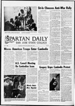 Spartan Daily, May 1, 1970 by San Jose State University, School of Journalism and Mass Communications