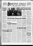 Spartan Daily, May 14, 1970 by San Jose State University, School of Journalism and Mass Communications