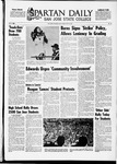 Spartan Daily, May 15, 1970 by San Jose State University, School of Journalism and Mass Communications