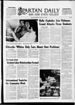 Spartan Daily, May 18, 1970 by San Jose State University, School of Journalism and Mass Communications