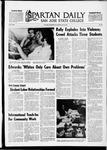 Spartan Daily, May 18, 1970