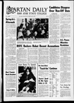 Spartan Daily, May 19, 1970 by San Jose State University, School of Journalism and Mass Communications