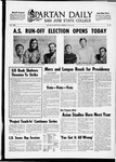 Spartan Daily, May 20, 1970 by San Jose State University, School of Journalism and Mass Communications