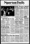 Spartan Daily, November 2, 1970 by San Jose State University, School of Journalism and Mass Communications