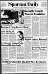 Spartan Daily, November 10, 1970