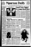 Spartan Daily, November 13, 1970 by San Jose State University, School of Journalism and Mass Communications
